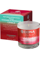 Dona Aphrodisiac And Pheromone Infused Kissable Massage...